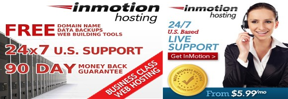 inmotion hosting deal