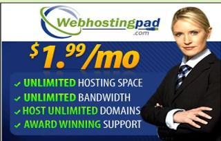 webhostingpad hosting reviews
